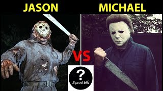 Jason Voorhees vs Michael Myers, who would win #55 -- Did You Know?
