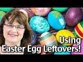 Using Easter Egg Leftovers! Golden Morning Sunshine, Deviled Eggs And More!