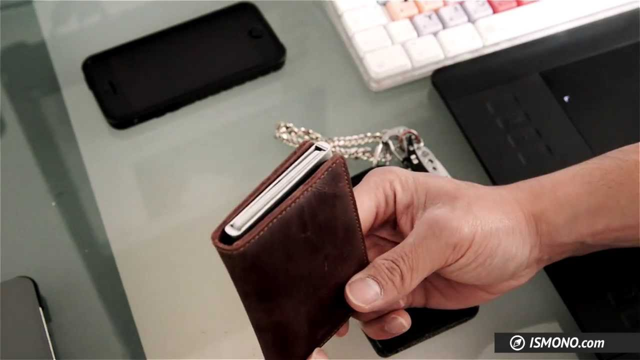e71ed1d6032 TECH TALK: The perfect wallet? Secrid Slim wallet Review. - YouTube