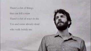 Ray LaMontagne - Empty (lyrics)