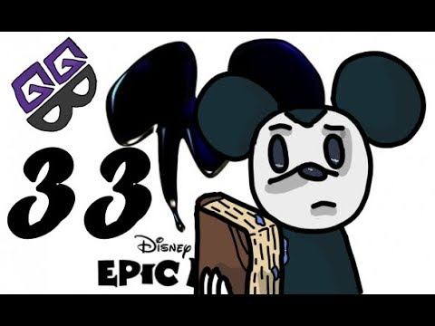 The Pages are Stuck Together - Playing Through Epic Mickey #33