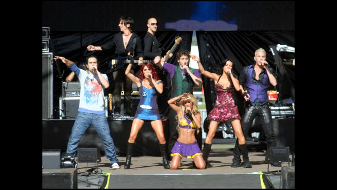 instrumental inalcanzable rbd