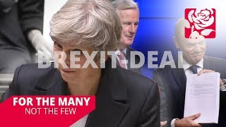 You Didn't Vote For A Bad Brexit Deal, So We Won't Either.