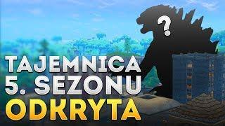 TAJEMNICA 5. SEZONU ODKRYTA! (Fortnite Battle Royale)