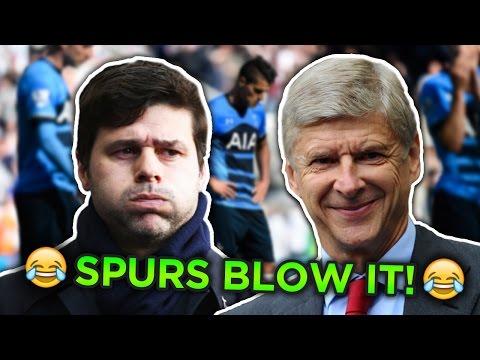 Newcastle 5-1 Tottenham | Spurs Self-destruct! | Internet Reacts