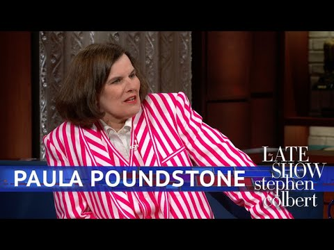 Paula Poundstone Has A Whale Of A Metaphor For Trump