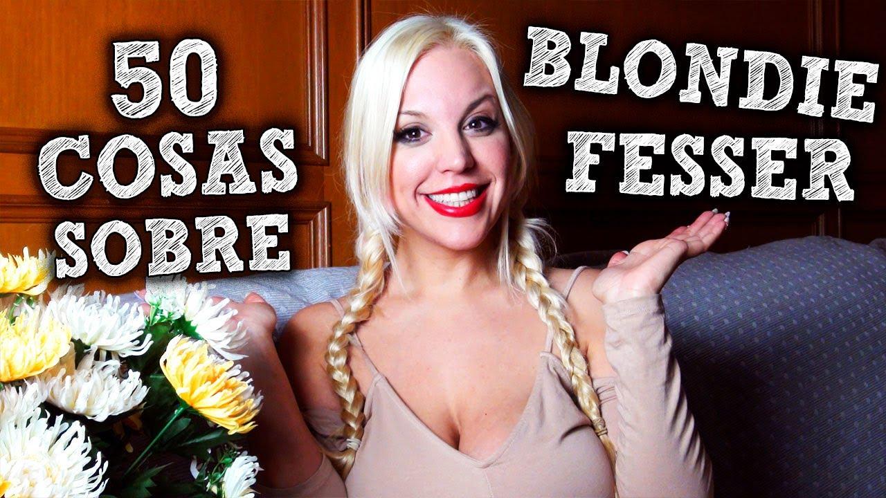 Blondie feser