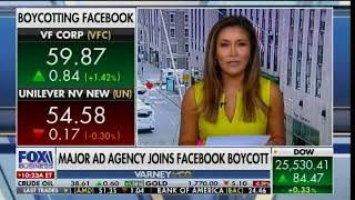 Far Left Companies Pull Ads from Facebook Until they Ban President Trump's Posts