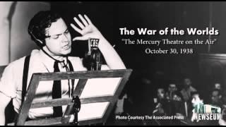 War of the Worlds 1938 Radio Broadcast