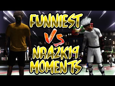 NBA 2K19 FUNNIEST MOMENTS/CONVERSATIONS!!! THE NEW ABOOGIE WITH DA HOODIE!!! 😂😂