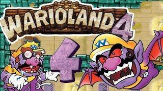 Let's Play Wario Land 4 Part 4: Tausend und eine Nacht [Creepy Edition]