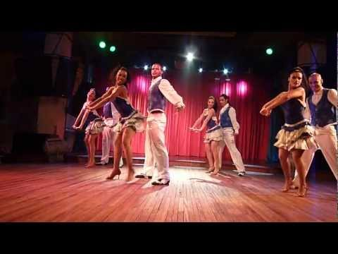 Rakatan Show (Pt4) - Cohiba Café, Havana