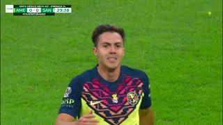 Resumen y Goles | América 21 Santos, Apertura 2021
