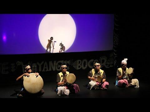Gruppe Pilobolus Amazing Shadow Dance Tour