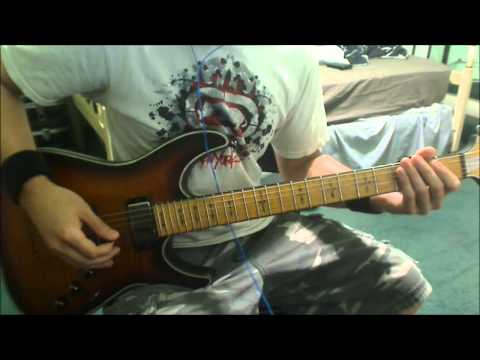 Seether - Gasoline (Guitar Cover)