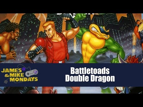 Battletoads/Double Dragon (NES) James & Mike Mondays