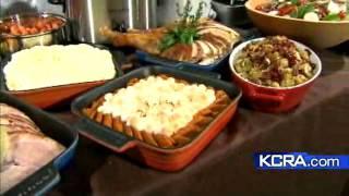 kcra 3 kitchen holiday party buffet style
