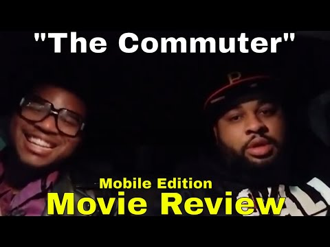 """""""The Commuter"""" Movie Review"""