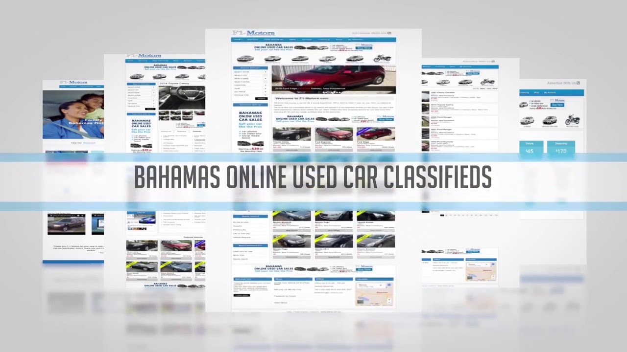 Bahamas Online Used Car Classifieds,Advertise With Us Today No ...