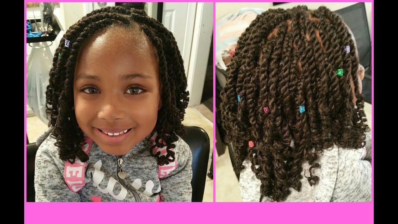kids kinky twist | equal cuban twist hair
