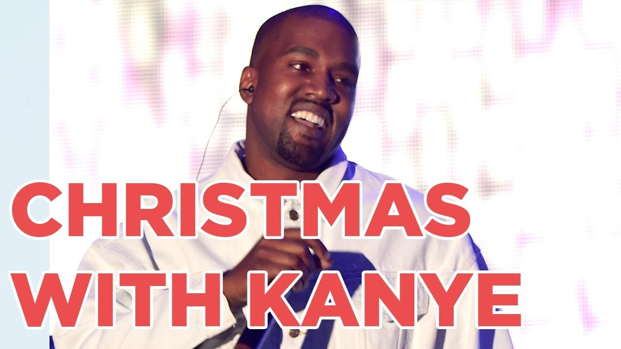 THE STORY BEHIND KANYE\'S CHRISTMAS IN HARLEM - YouTube