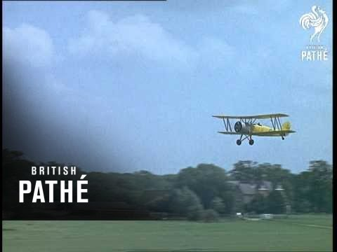 Out Takes / Cuts From Cp 559 - Reel 2 Of 2 - Antique Aircraft (1965)