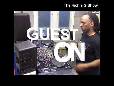 MARK ONE LONDON LIVE ON THE RICHIE G SHOW URBAN NOIZE RADIO 14 07 2017