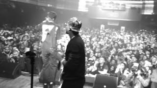"Bonics on Tour: Wiz Khalifa w/ Cam'ron ""The Bluff / I Really Mean it."" at Webster Hall, NYC"