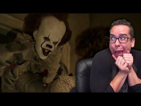 IT Official Trailer Reaction