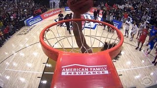 2019 American Family Insurance High School Dunk Contest Video