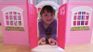 Обзор на дом Барби жизнь в доме мечты кукольный домик Barbie Life in the Dreamhouse Traumhaus Malibu(В этом видео мы делаем обзор на кукольный домик #Барби Дом мечты и показываем все что идет с домом мечты...., 2016-02-01T20:58:50.000Z)