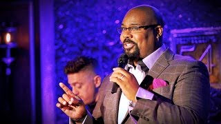 live at feinsteins54 below james monroe iglehart aladdin sings when you wish upon a star