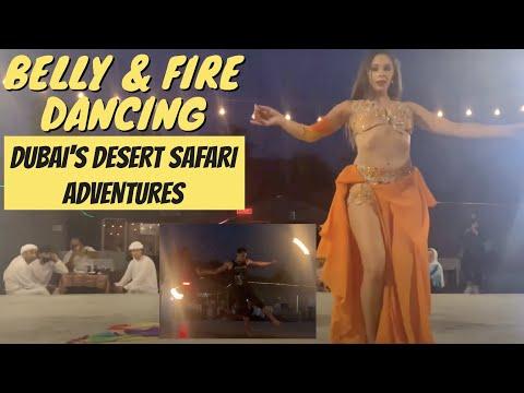 DUBAI's Desert Safari / Camp Performances