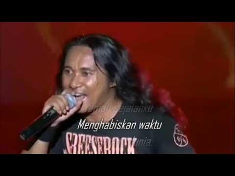 EDANE - Rock in 82 (Live Konser + Lirik)