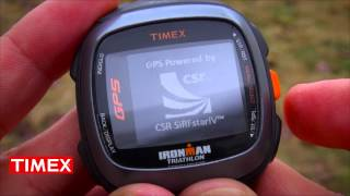 Timex Run Trainer 2.0 How-To
