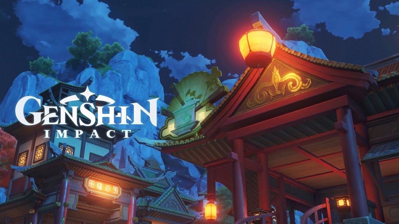 Genshin Impact está disponível. Assista