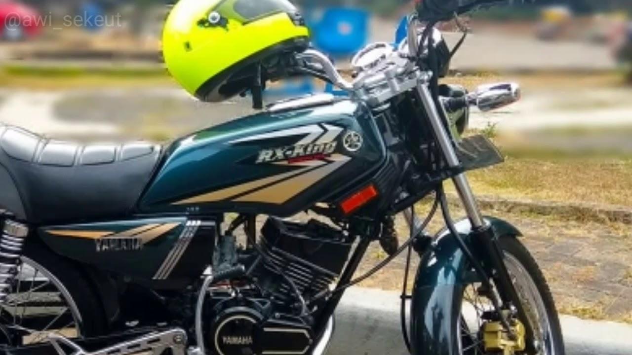 Yamaha Rx King Hijau Botol Terbaru
