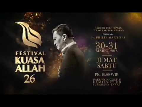 Festival Kuasa Allah 26 in Every Home-CG Perfect Victory Gereja Mawar Sharon Semarang - 31Maret 2018