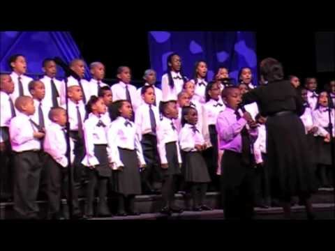 Children's Gospel Choir - Voices of Friendship - 2011 Celebrate Gospel 2