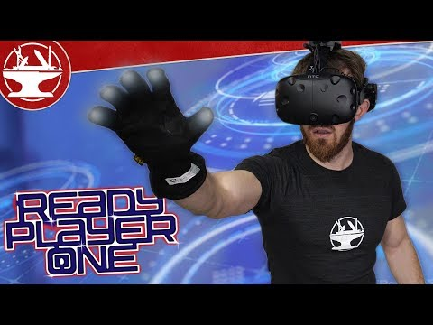 Ready Player One w/ REAL LIFE TECHNOLOGY