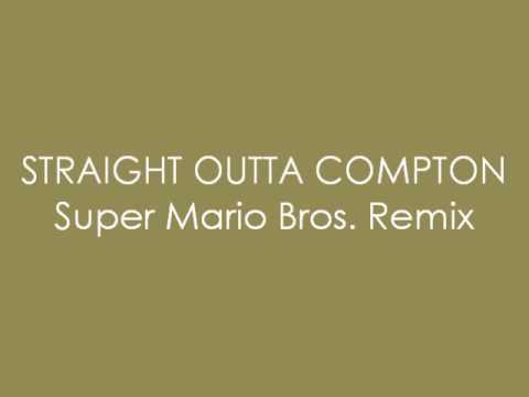 Straight Outta Compton SMBRMX