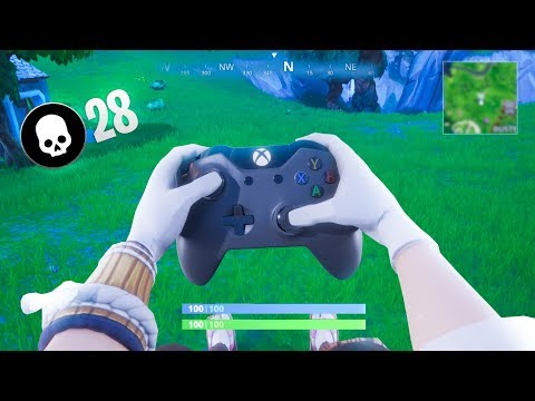 28 Kill Solo Squads | Season 9 Fortnite