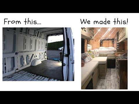 Make a Van a Home!