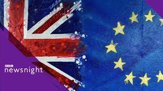 Yanis Varoufakis: 'Nobody negotiates with the EU' - BBC Newsnight