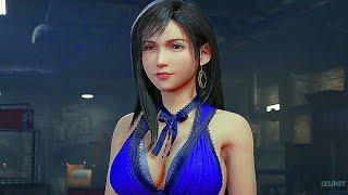 Final Fantasy 7 Remake HoneyBee Cutscene (Cloud Drag Queen)