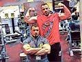 أغنية chest workout with elghoool تمارين تضخيم جميع زوايا الصدر 4 2 2018