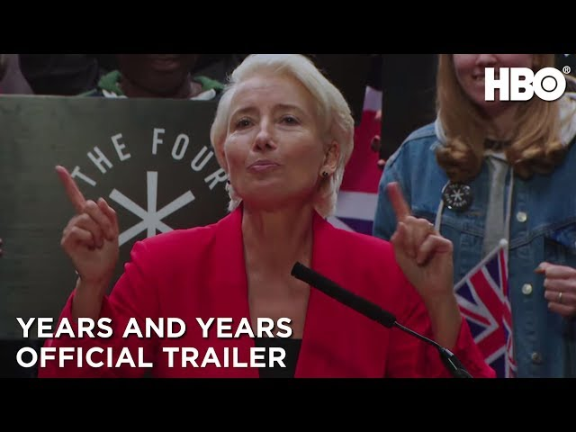 Years & Years (2019): Official Trailer | HBO