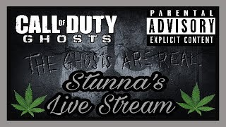 Call Of Duty Ghost! We Out Here On A Wednesday Night Sippin & Chillin ( Call Of Duty Ghost Live )