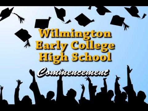 Wilmington Early College Graduation Ceremony 2016