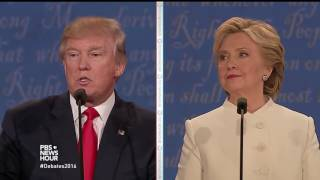 Clinton and Trump on their family foundations, tax returns